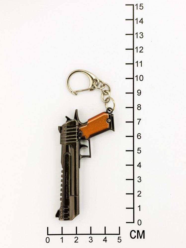 """Брелок на ключи """"Пистолет магнум"""""""