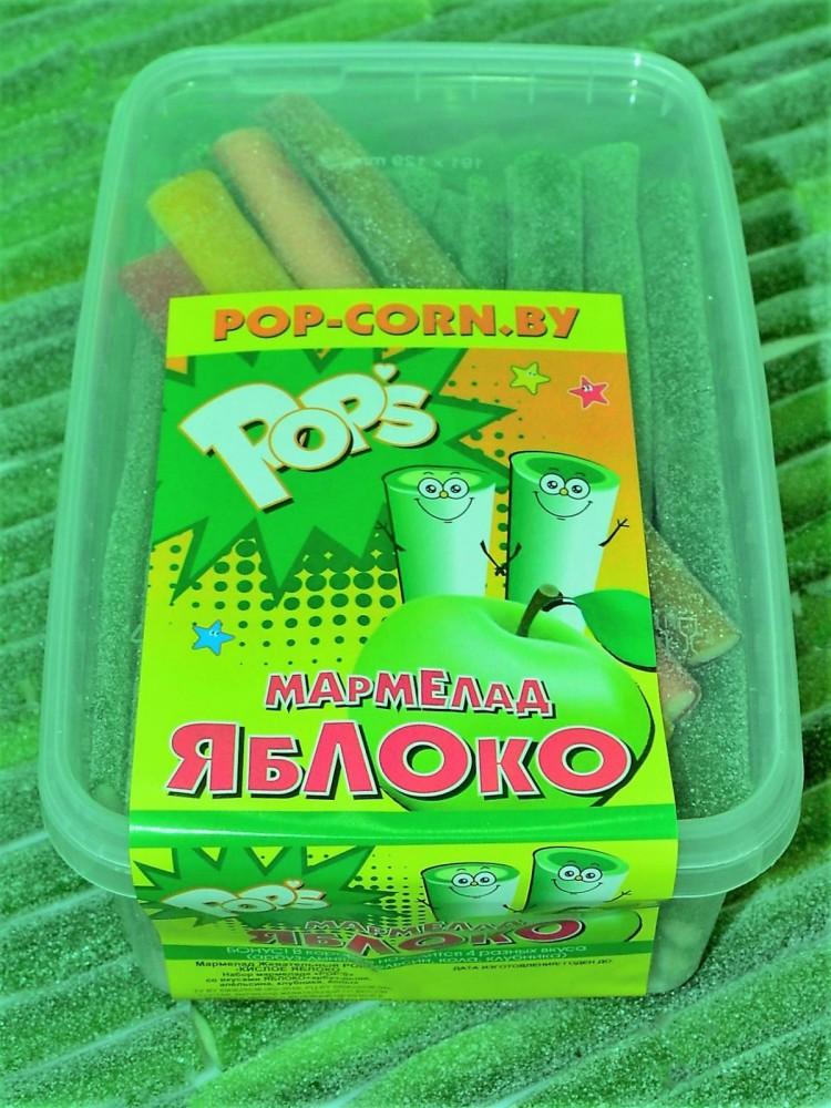 Набор мармелада жевательного со вкусом ЯБЛОКА