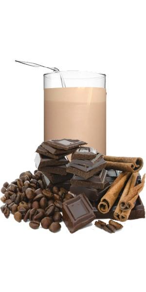 Сухая смесь для молочного коктейля Шоколадный