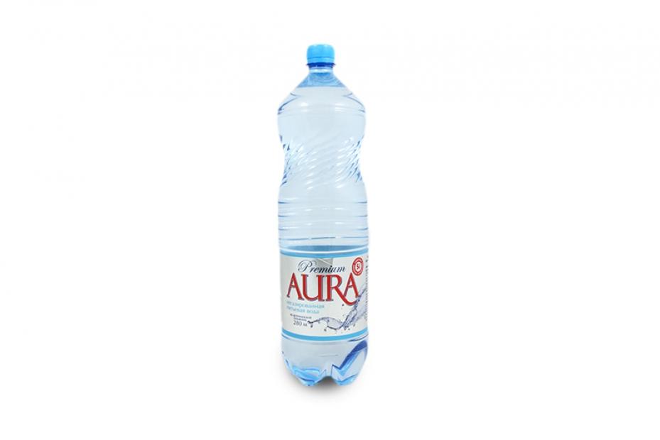 Аура, негазированная, 0,5 л