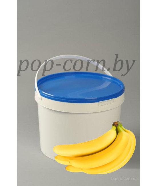 "Вкусовая добавка ""POP`S"" со вкусом банана, 10 кг"