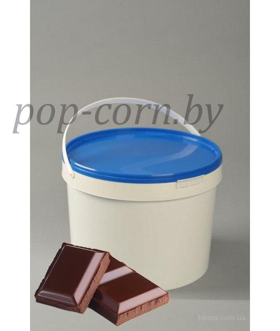 """Вкусовая добавка """"POP`S"""" со вкусом шоколада, ведро 10 кг"""