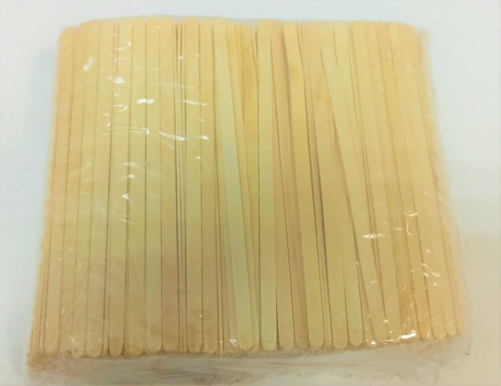 Размешиватель деревянный 140x5.5x1.6
