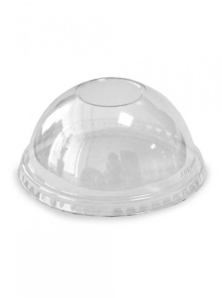 Крышка пластиковая купольная