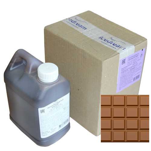 СИРОП КАНИСТРА 2,7 л шоколад