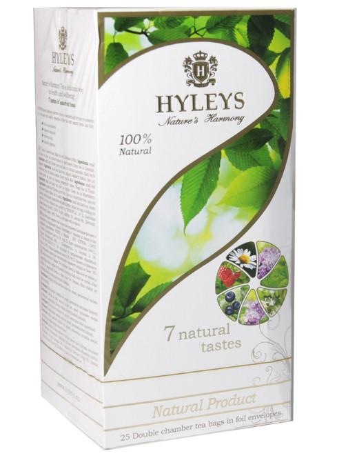 """Чай """"Хэйлис"""" Гармония природы черный семь натуральных вкусов"""