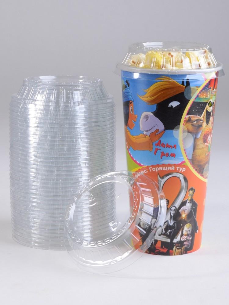 Крышка для бумажного стакана V24 (0,72л)